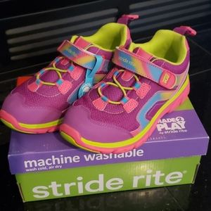 Girls Stride Rite Tennis Shoes